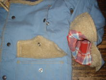 Bor  Ranch Coat