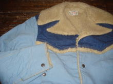 Boa  Ranch Coat